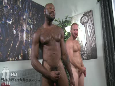 Straight Noah Bait Ste - Interracial Gay Sex