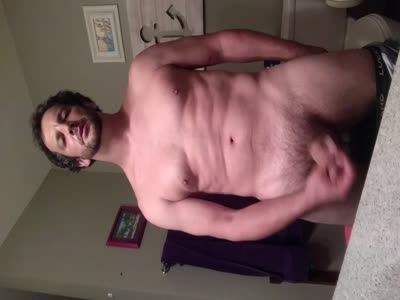 Strips Then Strokes - Gay Jerkoff