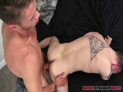 Tanner Doggy Style - Gay For Pay Straight Males
