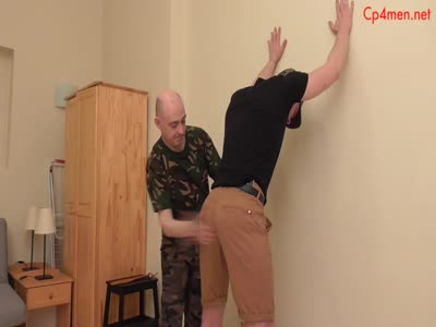 Cadet Punishment K - Gay Fetish