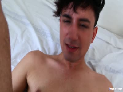 Czech Hunter 485 - Gay For Pay Straight Males