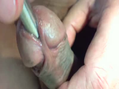 Cum With Sounding In C - Amateur Gay Sex