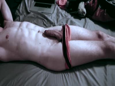 Handsfree Quickie Afte - Amateur Gay Sex