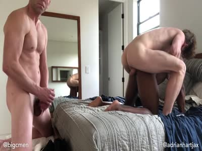 3 Way Fuck With Pornst - Gay BodyBuilder