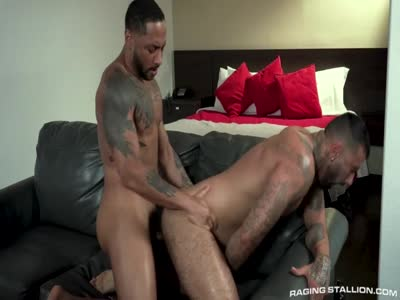 Get A Room Part 4 - Gay Porn Star