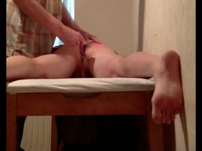 Things In My Anus - Amateur Gay Sex