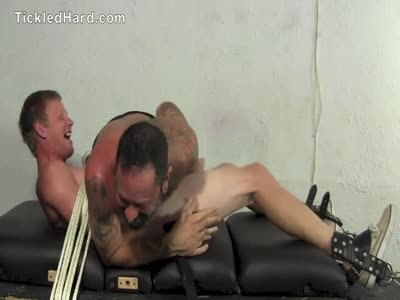 Super Ticklish Jason J - Gay Fetish