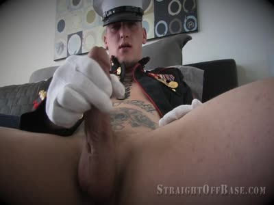 Special Ops Quinn - Gay Military Sex