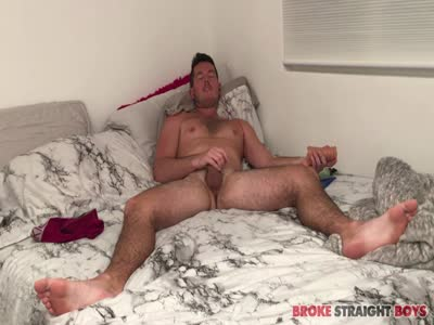 Stuck At Home With Rya - Gay For Pay Straight Males