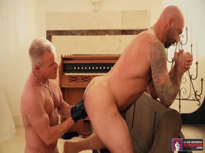 Handful Of Faith Scene - Bareback Gay Sex