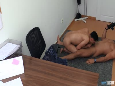 Dirty Scout 234 - Bareback Gay Sex