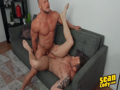 Brock And Sean Barebac - Bareback Gay Sex