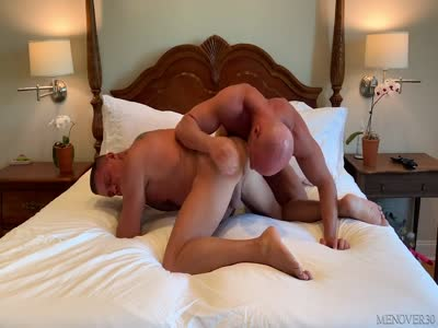 Big Dicked Muscle Dadd - Bareback Gay Sex
