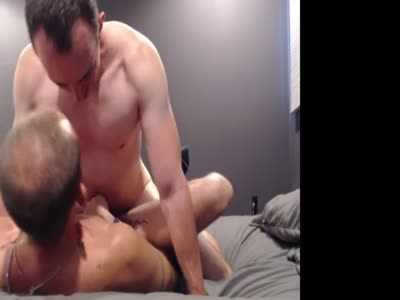 Breeding A Muscle Stud - Amateur Gay Sex