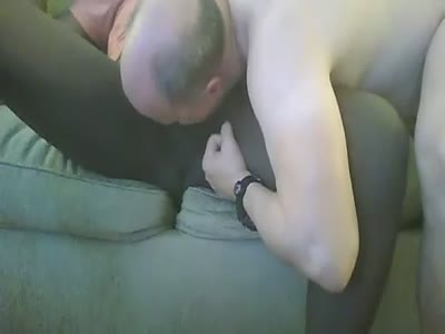 Dark Chocolate In His  - Interracial Gay Sex