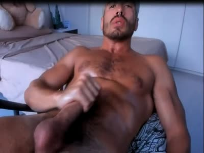 Sexy As Fuck Guy Strok - Amateur Gay Sex