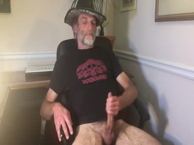 Big Cock Daddy Taking  - Gay Jerkoff