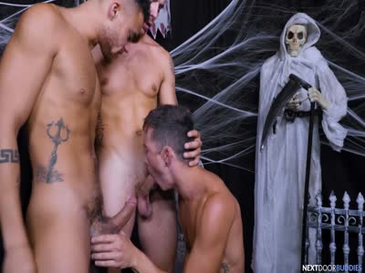 Treats For The Slutty  - Hardcore Gay Sex