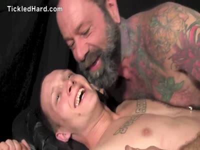 Buddy Tickle Tortured - Gay Fetish