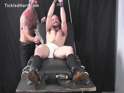 Markys Tickle Torture - Gay Fetish