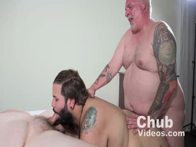 Take It Like A Man - Gay Bear Sex