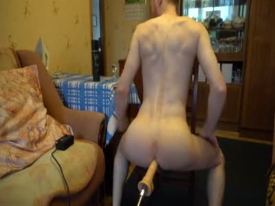My Cock In Small Chast - Amateur Gay Sex