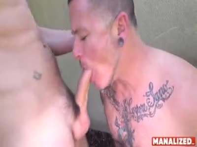 Twink Danny Rides Bare - Amateur Gay Sex