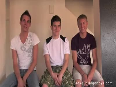 Blake, Aj And Evan - Gay Teen