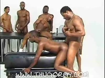 Hot Black Brothers - Gay Black Porn