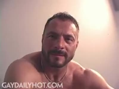 Chatting With Arpad Mi - Gay Hunk