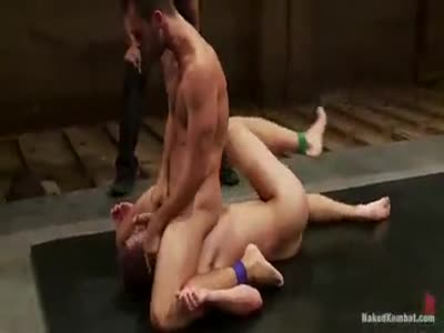 Derrek Diamond Vs  - Gay Fetish