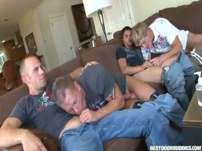 Aryx, Noah, Taylor And - Gay Orgy