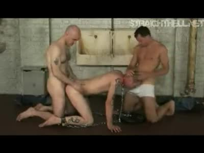 Dave Fingerfucked And  - Gay Fetish