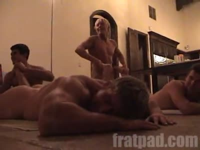 Fratmen Fetish Massage - Gay For Pay Straight Males