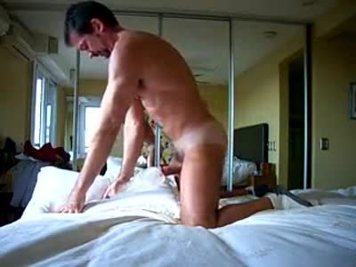 Sunshine Bed Humping F - Older Gay Men