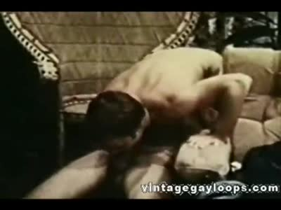 The Groovy Gang Bang - Older Gay Men
