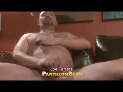 Joe Ferrara - Gay Bear Sex