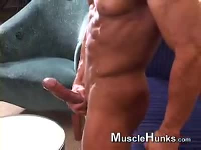 Muscle Cop- Rico Elbaz - Latino Gay Sex