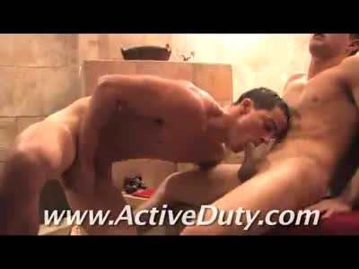 Gung Ho - Gay Military Sex