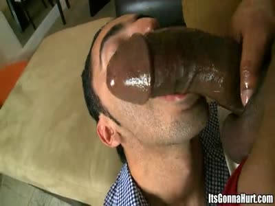 Latino Gets A Hurtin - - Hardcore Gay Sex