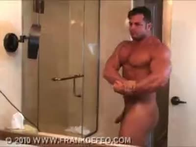 Frank Defeo Shower - GloryHole