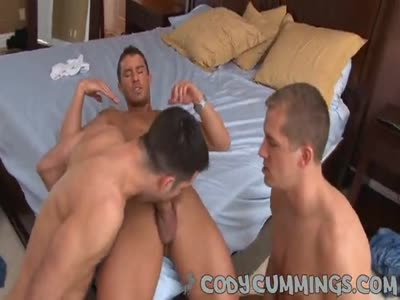 Cody: Cable Guy 2 - Gay Orgy