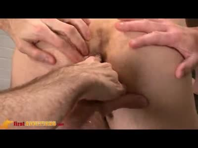 Pierce In Groping Hand - Gay For Pay Straight Males