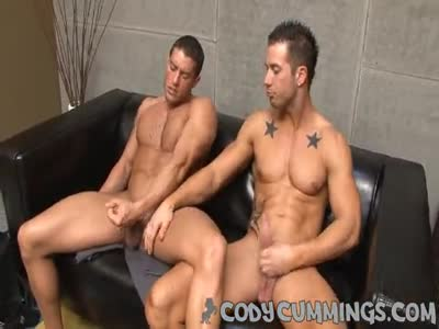 Cody And Rod 2 - Gay Jerkoff