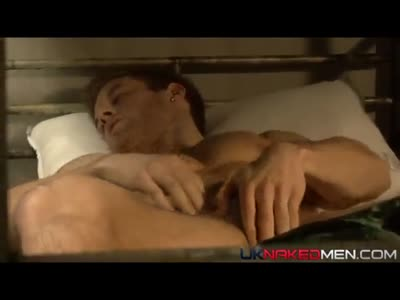 Bunk Buddies - Gay BodyBuilder