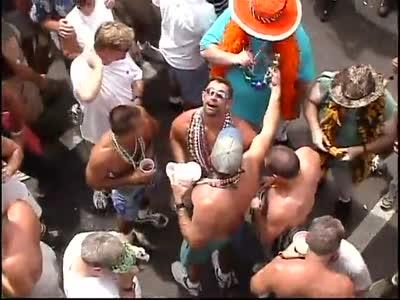 simpsons gay pride parade