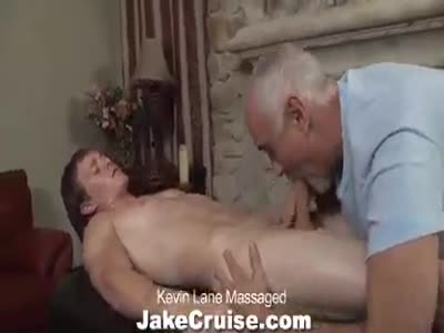 Kevin Lane Massage - Older Gay Men