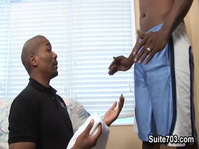 Diesel Washington And  - Gay Black Porn