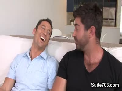 Ari Sylvio And Berke B - Bisexual Men