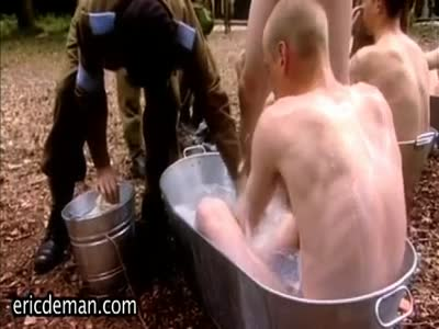 Army Lads Training Cam - Gay Military Sex